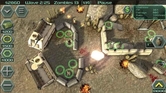 Zombie Defense Mod [Compras Grátis / Dinheiro Infinito] 8