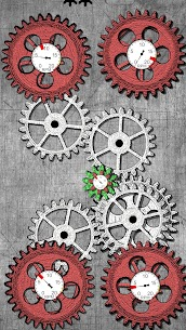 Gears logic puzzles 5