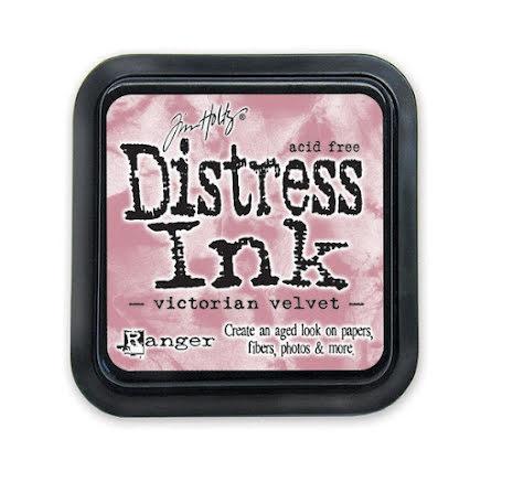 Tim Holtz Distress Ink Pad - Victorian Velvet