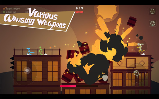 Stick Fight screenshot 5