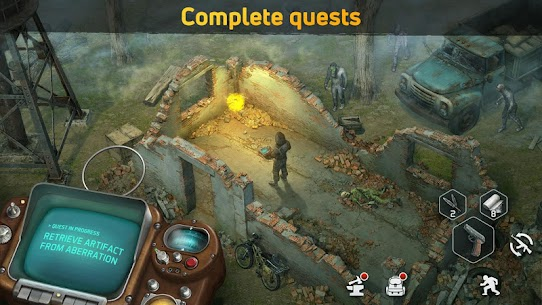 Dawn of Zombies MOD APK (Unlimited Money) 4