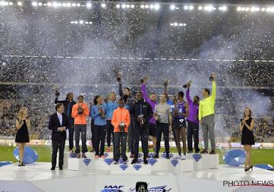 Memorial Van Damme in 2020 niet langer de slotmeeting van de Diamond League