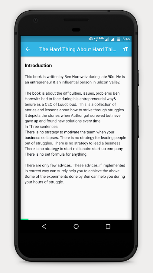 BlinkBook - Free Book Summaries- screenshot