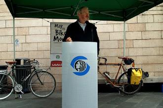 Photo: Bike to Work 12: Speech