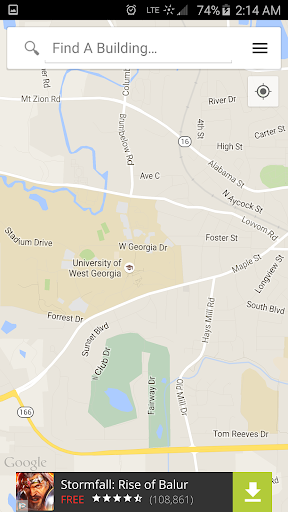 West Georgia Maps