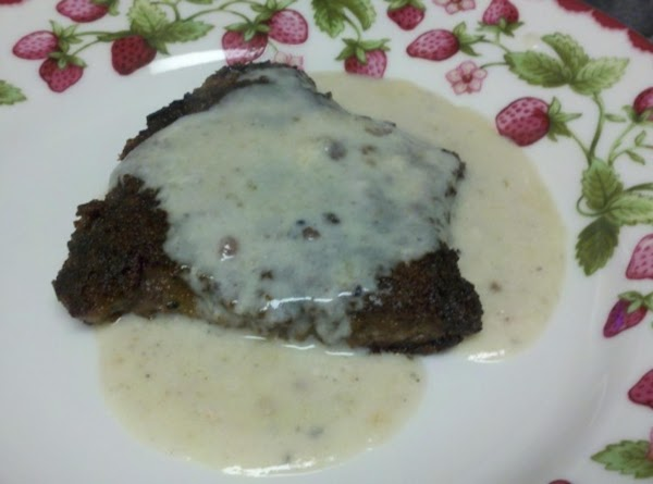 Mama's Country Fried Steak Recipe