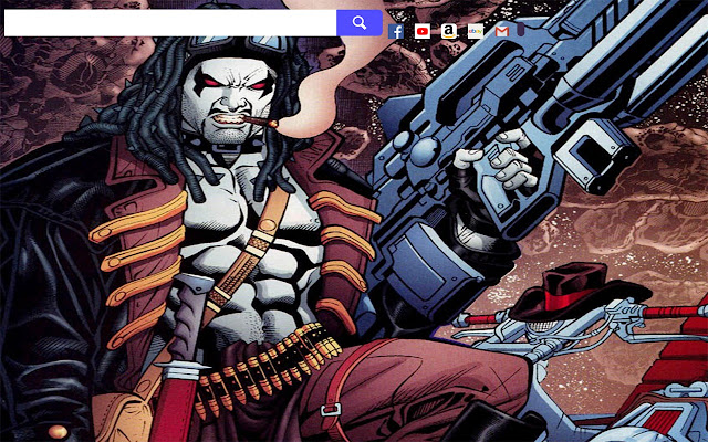 Lobo Dc Hero Hd Wallpapers New Tab Chrome Webstore