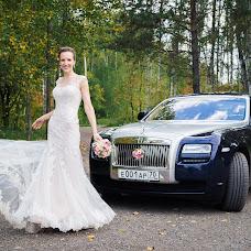 Wedding photographer Anna Fedorova (annarozzo). Photo of 27.11.2017