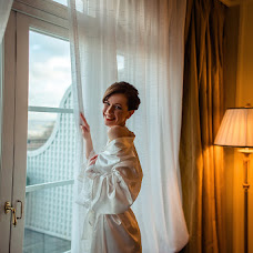 Wedding photographer Ekaterina Plotnikova (Pampina). Photo of 30.11.2017