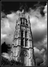 Photo: Belfry in Bordeaux  My contribution to: #SacredSunday curated by +Charles Lupica +Manfred Berndtgen +Bill Wood +Robyn Morrison +Margaret Tompkins