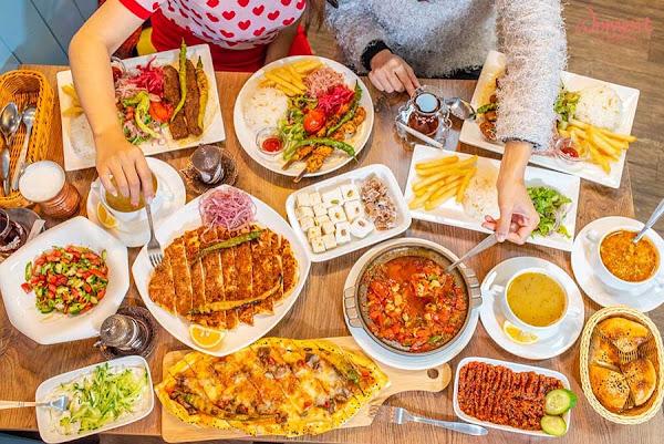 卡帕土耳其料理