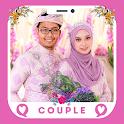 Couple Hijab Wedding Salon icon