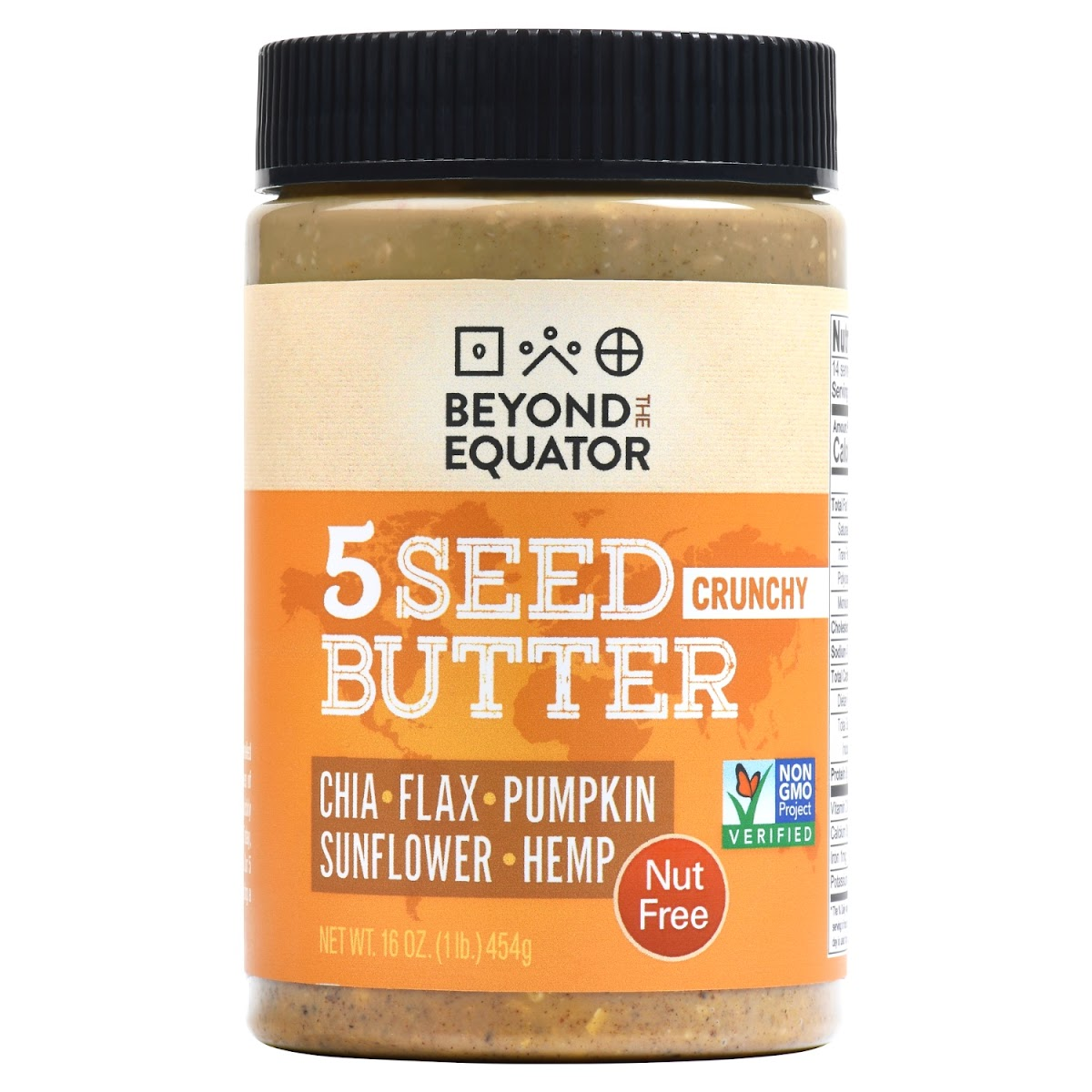 5 Seed Butter - Crunchy
