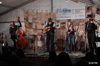 Photo: The Backwater Band