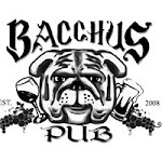 Logo for The Bacchus Pub