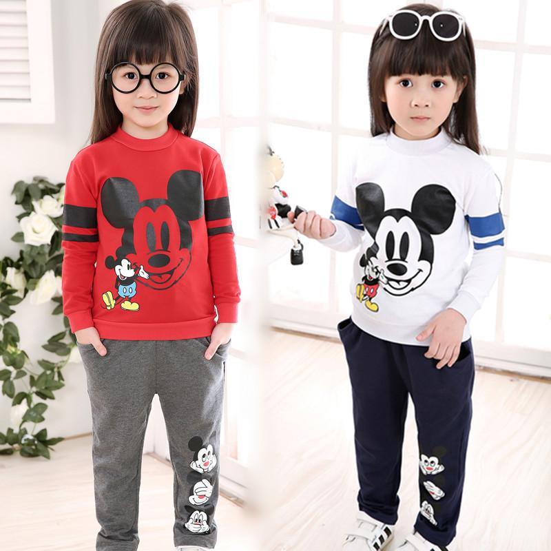 Dresy dla dzieci z Myszką Miki