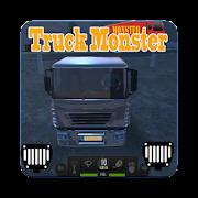 Racing Truck Monster 4x4 hill APK