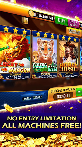 Royal Jackpot Casino - Free Las Vegas Slots Games  screenshots 2