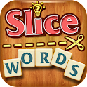 Slice Words icon