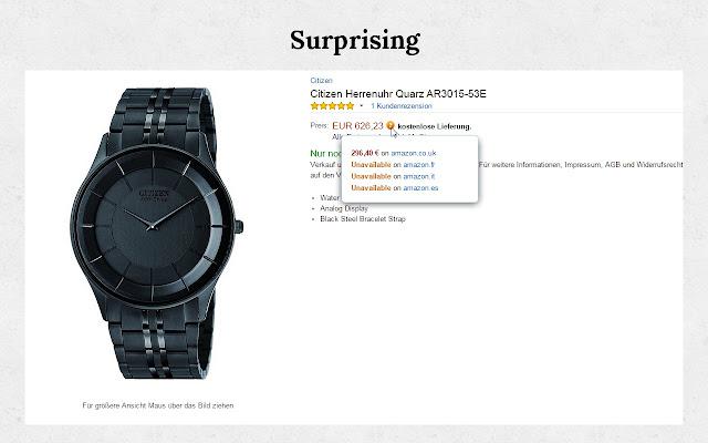 Price Snoop - Smarter Shopping on Amazon(r)