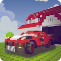 Block Town Parking icon