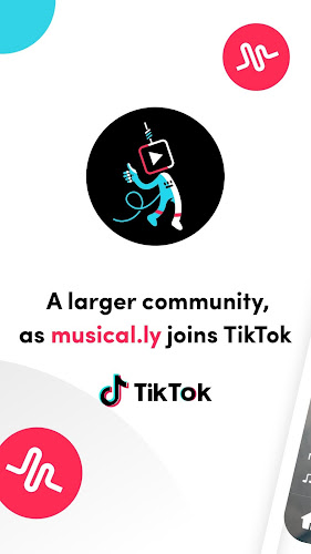 TikTok - including musical.ly Android App Screenshot
