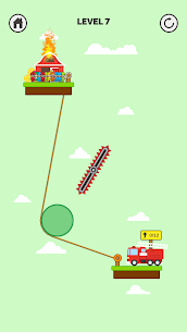 Toy Rescue – Rope Puzzle 4