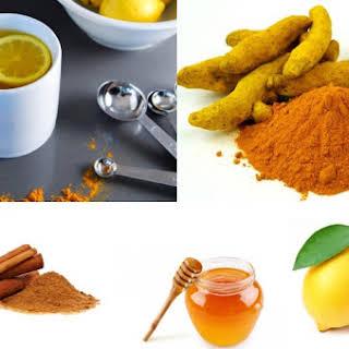 Warm Lemon Water & Turmeric – Powerful Healing Drink And Perfect Morning Elixir.