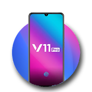 Vivo V11 Launcher Themes and Icon Pack 1 2 latest apk download for