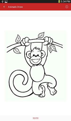 Drawing Animals screenshot 24