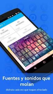 Teclado GO – Free emoticons, Emoji keyboard 5