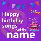 Bài hát Happy Birthday với Tên ngoại tuyến Mod