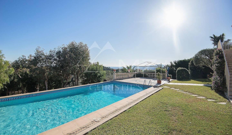 Villa avec piscine La Roquette-sur-Siagne
