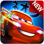 Lightning Drift McQueen Racing Games Icon