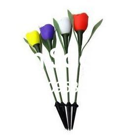 Đèn hoa tulip năng lượng mặt trời