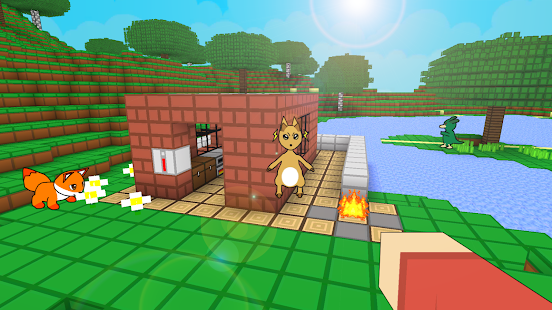 Pixelmon Craft GO : catch them all - náhled