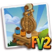 farmville 2 fleece wheel