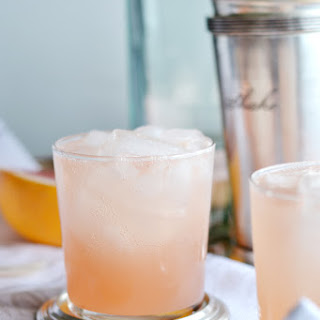 Grapefruit Collins Recipe