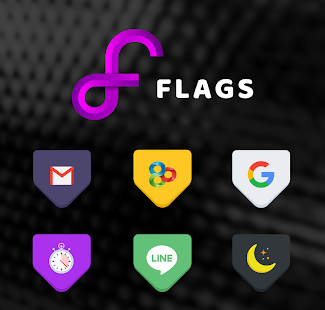 Flags icon pack Screenshot