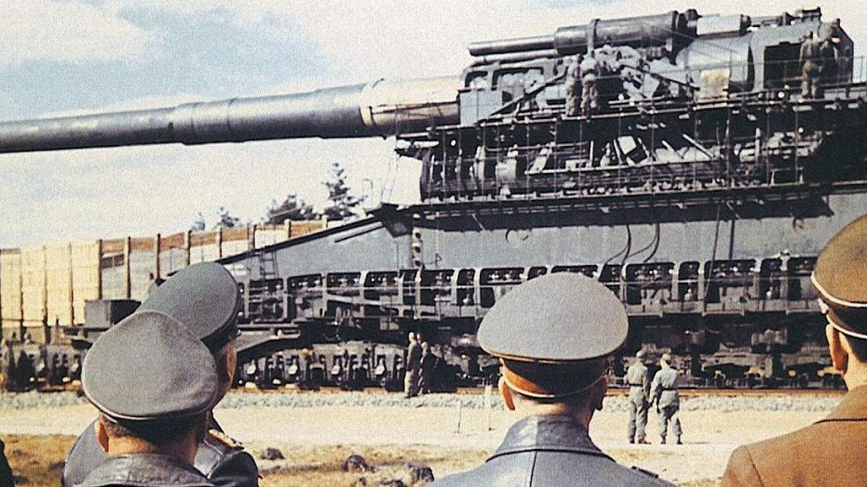 Watch Nazi Megastructures live