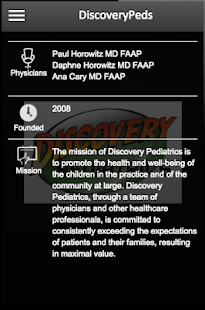 DiscoveryPeds- screenshot thumbnail