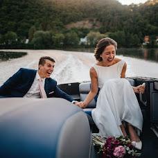 Wedding photographer Honza Martinec (honzamartinec). Photo of 21.08.2017