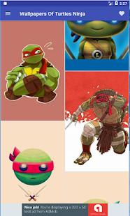 Turtles Ninja Wallpaper HD - náhled