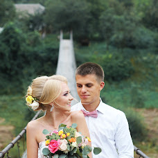 Wedding photographer Vlada Bush (valentinofrost). Photo of 26.06.2018
