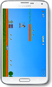 Baby Donkey Skateboarding screenshot 4