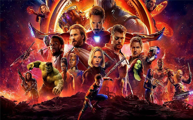 The Avengers Themes & New Tab