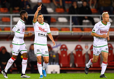 🎥 Le superbe premier but de Gianni Bruno avec Zulte Waregem