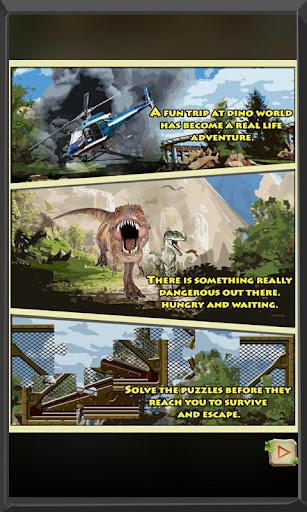Dino World - Escape Challenge