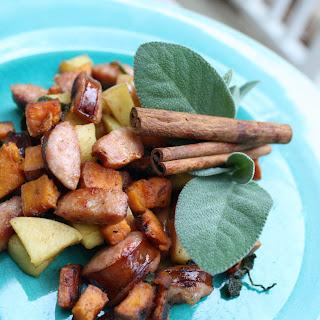 Sweet-Sweet Potato Hash