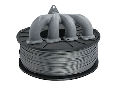 Silver PRO Series ABS Filament - 2.85mm (1kg)